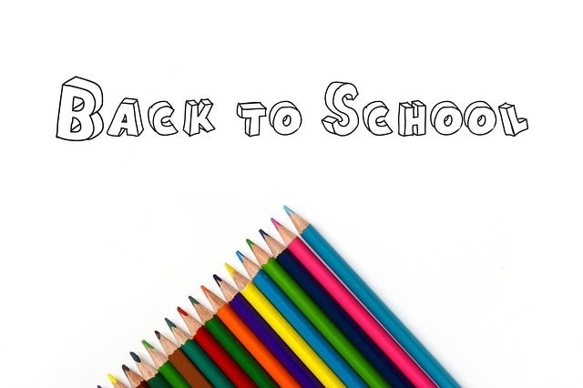Natural treatment for back to school anxiety – Homeopathy
