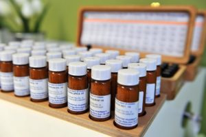 Natural homeopathic treatment and prevention of the flu