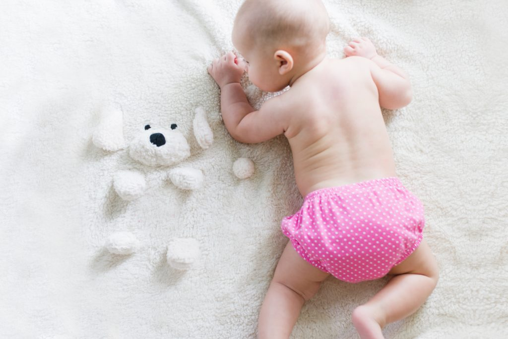 Natural treatment for diaper/nappy rash
