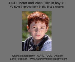 Online Homeopathy - ADHD - OCD - Anxiety